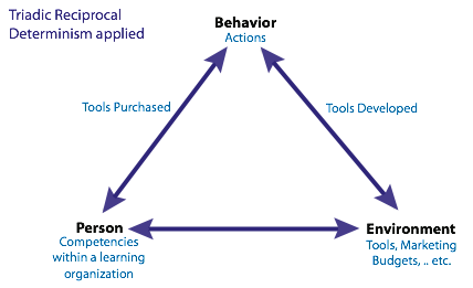 triadic theory on depression This is a somewhat elaborated model of albert bandura's theory of triadic reciprocity (or triadic reciprocality, or triadic reciprocal determinism, whichever you prefer).