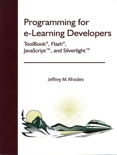 programming for e learning developers by jeffrey m