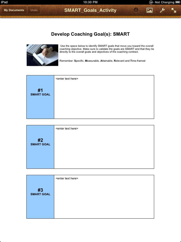 Using the iPad in Sales Training: Case Study: Page 2 : Learning ...