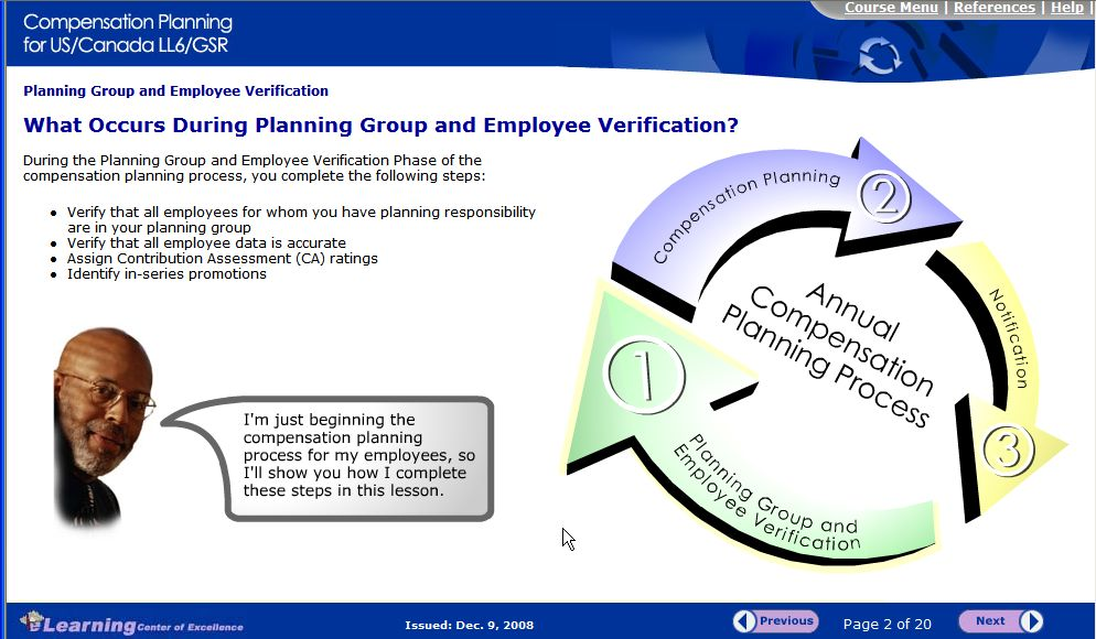 case study on training need assessment Why do you need a training need analysis process you will agree that random  training programs don't work here are the steps involved in.