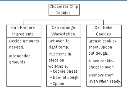 outline of cookie production procedures
