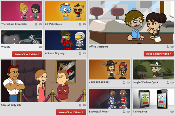 go and animate with goanimate learning solutions magazine