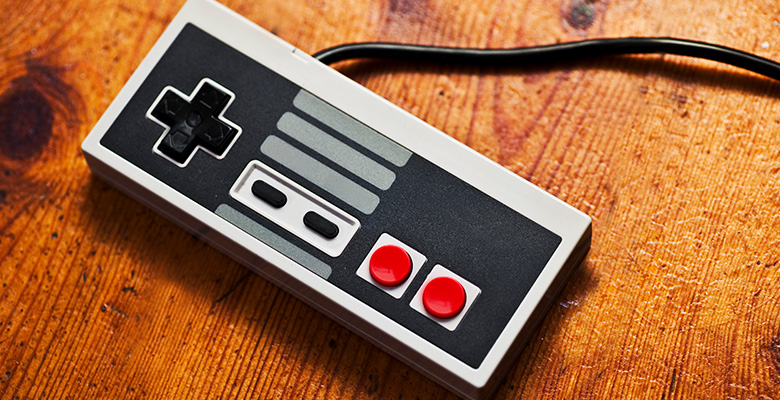 Video-game controller