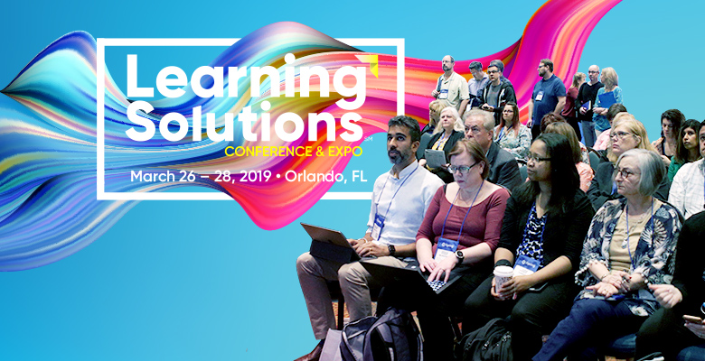 35+ Free Sessions in the Learning Solutions Expo 1
