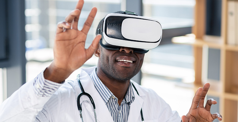 VR Training Ideal for Dangerous or Impossible Experiences