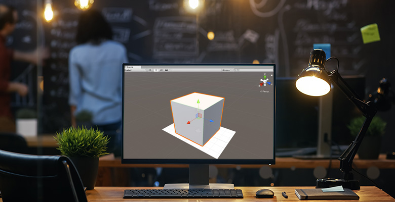 Develop iOS and Android Mobile Augmented Reality Using Unity