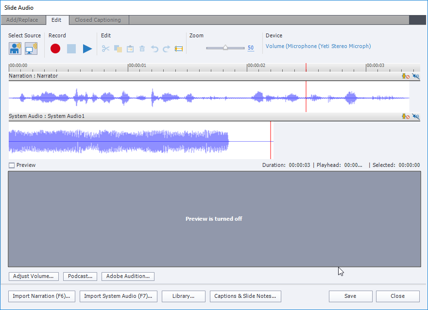 Toolkit: Cool Adobe Captivate Audio Tips | Learning